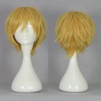 Wig Base yellow/ Akihito Kanbara Kyoukai no kanata MCOSER Cosplay