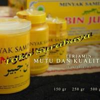 Minyak Samin Bin Juber 250gr
