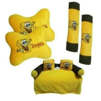 Bantal 3 In 1 Spongebob