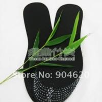 Sol Arang Penghilang Bau Sepatu Bamboo Charcoal Insole Shoe insert