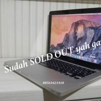Macbook Pro 2009 Core2duo Mulusss No Dent NVDIA 9400m No Minus