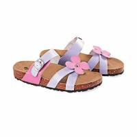 harga Sandal Anak Perempuan Ungu Pink Blackkelly - Lra 488 Tokopedia.com
