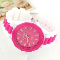 Jam Tangan Wanita Warna Pink