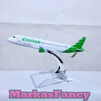 Miniatur Pesawat Citylink A