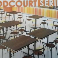 Meja Cafe Kursi Kafe Meja Foodcourt Pujasera Meja Makan Kantin Resto