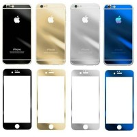 Tempered Glass Mirror Iphone 4, 5 & 6/CASING IPONE/CASING HP