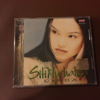 CD Siti Nurhaliza - Cindai (Suriah Records Malaysia)