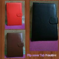 harga Flipcover tab /Flip Cover Handphone HP Tablet Universal 7 inchi Polos Tokopedia.com
