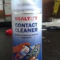 Harga Wealthy Contact Cleaner Pembersih Komponen Listrik Elektronik 150ml | WIKIPRICE INDONESIA