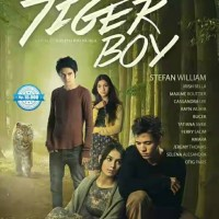 Tiger Boy DVD Original