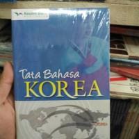 TATA BAHASA KOREA