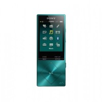 Sony High Resolution Audio Player Walkman NW-A26 - Viridian Blue