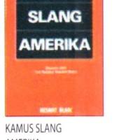 "Kesaint Blanc ""Kamus Slang Amerika"""