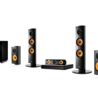 LG 1000W DVD Home Theater System DH6340P