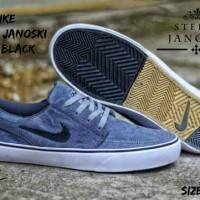 Nike Stefan Janoski Grey Black