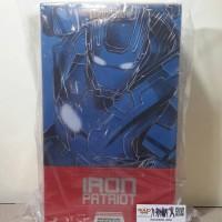 Action figure iron patriot ironman hot toys