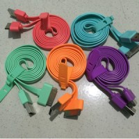 Kabel Vivan Fetucinne CSL100 Iphone 4 Candy
