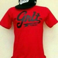 T-Shirt/kaos pria/kaos Distro/GREENLIGHT