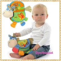 Soft Book Teether Play Gro