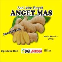 Sari Jahe emprit Anget Mas Produk Toga As Indonesia