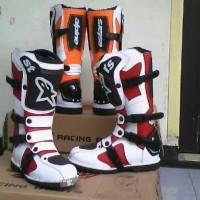 harga sepatu cross/mx alpinestars Tokopedia.com