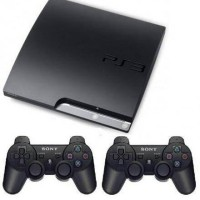 MURAH,,, Ps3 SLIM HDD 320GB INTERNAL CFW 4, 80 (NeW VERSI)