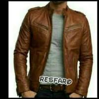 harga jaket pria formal/jaket kulit/jaket motor Tokopedia.com