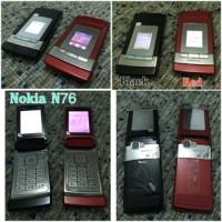 Nokia Flip N76 Cantik rival berat Motorola Razr supermulus ori