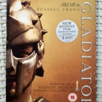 DVD Original Gladiator (3 Disc Extended Special Edition)