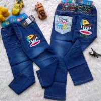 Kode 15113 : Celana Pjg Jeans Paul Frank Import