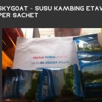 SUSU SKYGOAT SACHET - SUSU KAMBING ETAWA