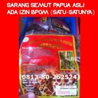 Sarang Semut Papua Asli - Izin BPOM - ECERAN