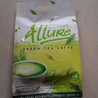 Jual ALLURE JAPANESE GREEN TEA LATTE - MATCHA LATTE Murah