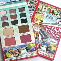 VOYAGE - THE BALM Vol.II Palette : Eyeshadow + Lip&Cheek + Bronzer