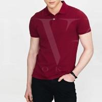 Jual HQ Polo Shirt Cotton Soft Murah Murah