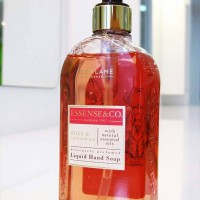 Essense & Co. Rose & Sandalwood Liquid Hand Soap