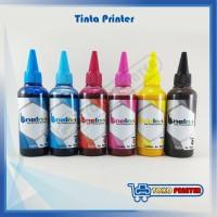 Tinta Sublim Asli 100% untuk Printer Epson - Kaos Mug Pin Keramik