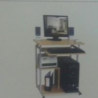 Meja Komputer RB + Rak Bawah