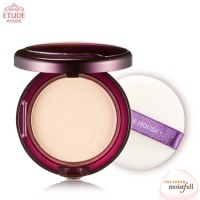 ETUDE House Moistfull Collagen Essence-In Pact/bedak/foundation/makeup