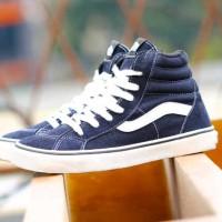 Sepatu Vans Sk8 Waflle EVB Biru