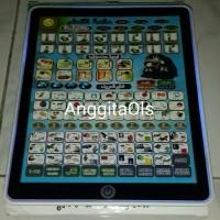 Jual playpad LED 3 bahasa / mainan anak Murah