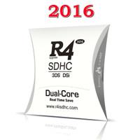 R4 / R4i Dual Core 2016 + 8GB Full Games NDS (Support FW Terbaru)