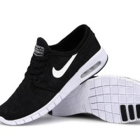 NIKE AIR MAX Stefan Janoski (Black White)