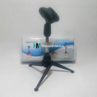 harga Mic Table Stand Meeting / Dudukkan Microphone Meja Rapat Marcopolo Tokopedia.com