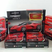 Bburago Ferrari LaFerrari 1:43-Shell Ferrari Limited Editon