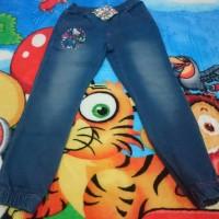 harga Celana Jeans Joger Anak Sanrio Tokopedia.com