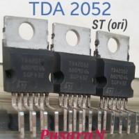 IC TDA2052 - TDA 2052 ST - 60W Hifi Audio Power Amplifier