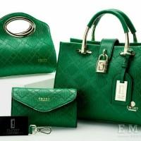 Sale Tas Wanita Emory Nadiene #583# Green