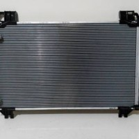 CONDENSER AC MOBIL TOYOTA ALL NEW VIOS, DENSO