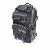 Tas Merk Polo Home 5003 + Rain cover Ransel/Kantor/Sekolah/Backpack